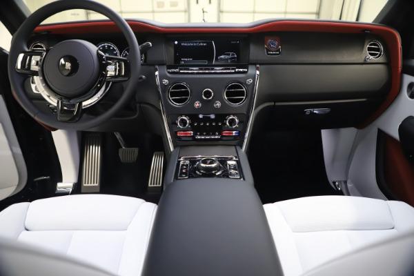 New 2021 Rolls-Royce Cullinan for sale Sold at Alfa Romeo of Westport in Westport CT 06880 27
