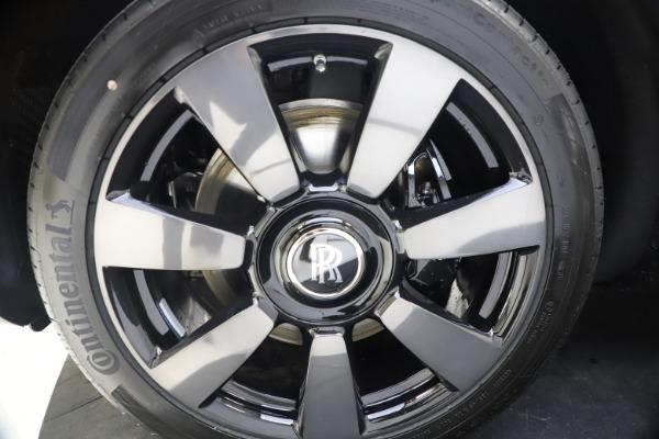 New 2021 Rolls-Royce Cullinan for sale Sold at Alfa Romeo of Westport in Westport CT 06880 28