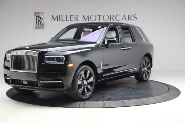 New 2021 Rolls-Royce Cullinan for sale $369,975 at Alfa Romeo of Westport in Westport CT 06880 3
