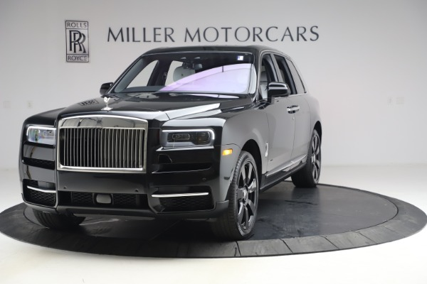New 2021 Rolls-Royce Cullinan for sale $369,975 at Alfa Romeo of Westport in Westport CT 06880 1