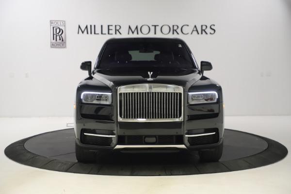 New 2021 Rolls-Royce Cullinan for sale $372,725 at Alfa Romeo of Westport in Westport CT 06880 11
