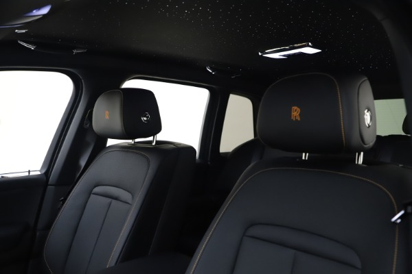 New 2021 Rolls-Royce Cullinan for sale $372,725 at Alfa Romeo of Westport in Westport CT 06880 12