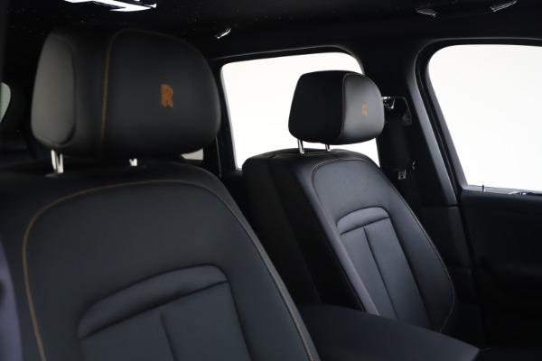 New 2021 Rolls-Royce Cullinan for sale $372,725 at Alfa Romeo of Westport in Westport CT 06880 13