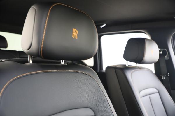 New 2021 Rolls-Royce Cullinan for sale $372,725 at Alfa Romeo of Westport in Westport CT 06880 14