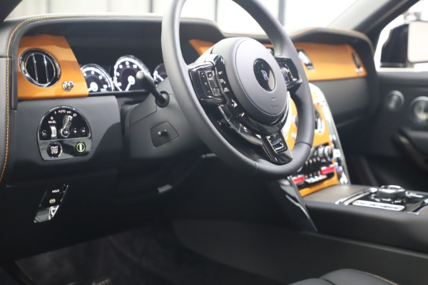 New 2021 Rolls-Royce Cullinan for sale $372,725 at Alfa Romeo of Westport in Westport CT 06880 15