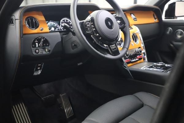 New 2021 Rolls-Royce Cullinan for sale $372,725 at Alfa Romeo of Westport in Westport CT 06880 16