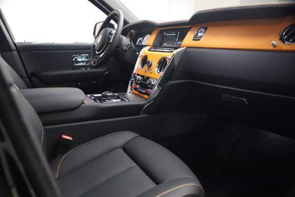 New 2021 Rolls-Royce Cullinan for sale $372,725 at Alfa Romeo of Westport in Westport CT 06880 18