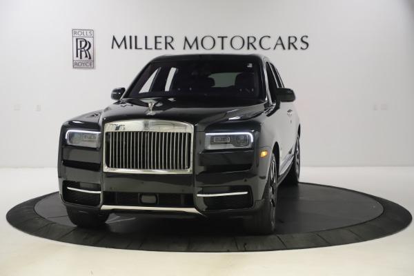 New 2021 Rolls-Royce Cullinan for sale $372,725 at Alfa Romeo of Westport in Westport CT 06880 2