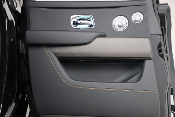 New 2021 Rolls-Royce Cullinan for sale $372,725 at Alfa Romeo of Westport in Westport CT 06880 23