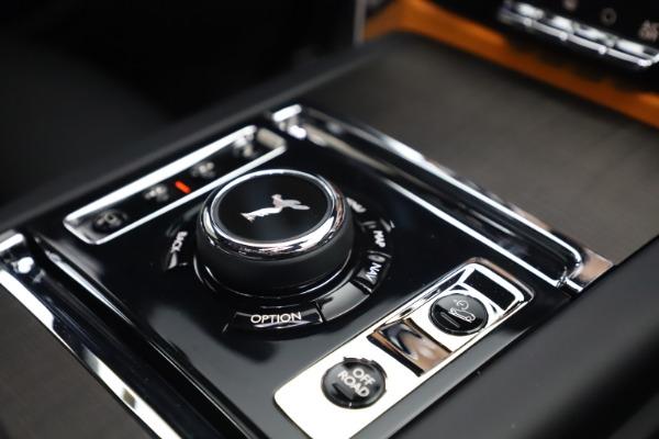 New 2021 Rolls-Royce Cullinan for sale $372,725 at Alfa Romeo of Westport in Westport CT 06880 27
