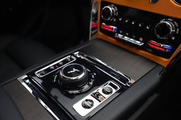New 2021 Rolls-Royce Cullinan for sale $372,725 at Alfa Romeo of Westport in Westport CT 06880 28