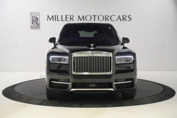 New 2021 Rolls-Royce Cullinan for sale $372,725 at Alfa Romeo of Westport in Westport CT 06880 3