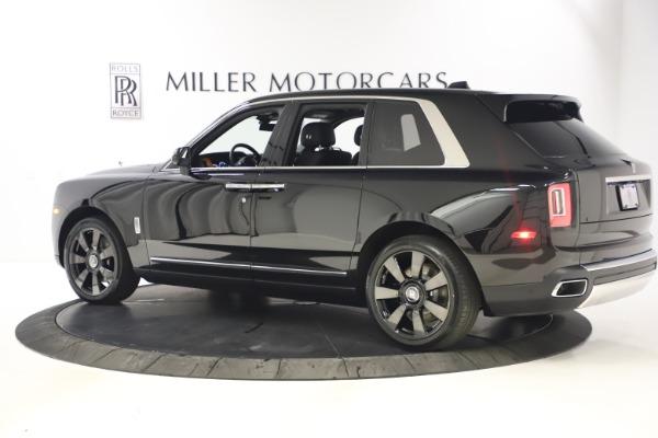 New 2021 Rolls-Royce Cullinan for sale $372,725 at Alfa Romeo of Westport in Westport CT 06880 5