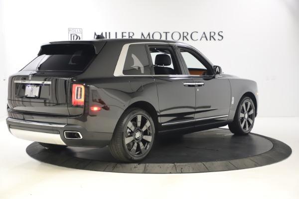 New 2021 Rolls-Royce Cullinan for sale $372,725 at Alfa Romeo of Westport in Westport CT 06880 8