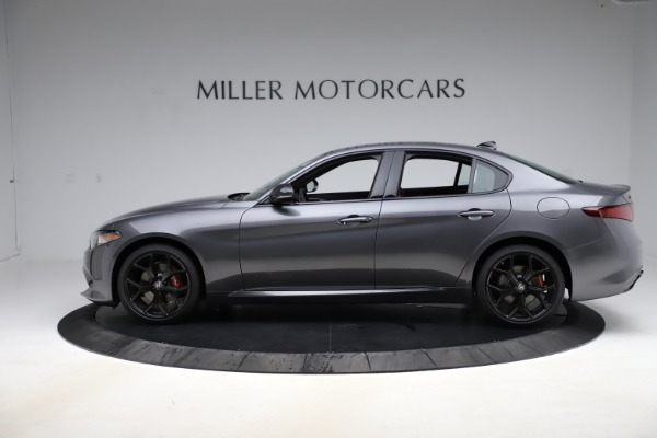 New 2020 Alfa Romeo Giulia Ti Sport Q4 for sale $48,595 at Alfa Romeo of Westport in Westport CT 06880 3