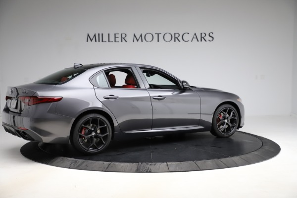 New 2020 Alfa Romeo Giulia Ti Sport Q4 for sale $48,595 at Alfa Romeo of Westport in Westport CT 06880 8