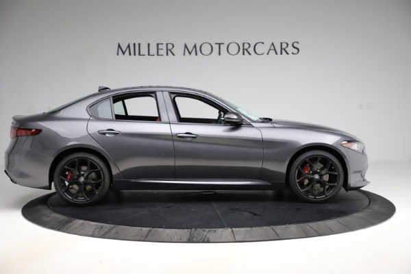New 2020 Alfa Romeo Giulia Ti Sport Q4 for sale $48,595 at Alfa Romeo of Westport in Westport CT 06880 9