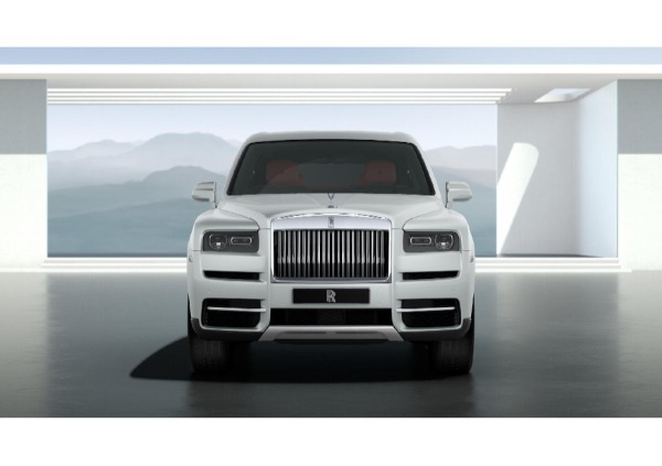New 2021 Rolls-Royce Cullinan for sale $376,925 at Alfa Romeo of Westport in Westport CT 06880 2