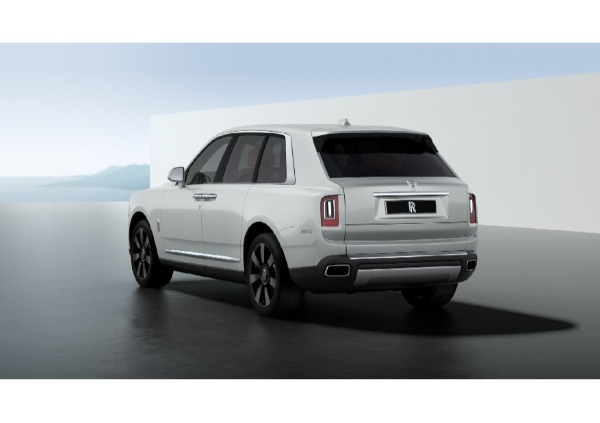 New 2021 Rolls-Royce Cullinan for sale $376,925 at Alfa Romeo of Westport in Westport CT 06880 3