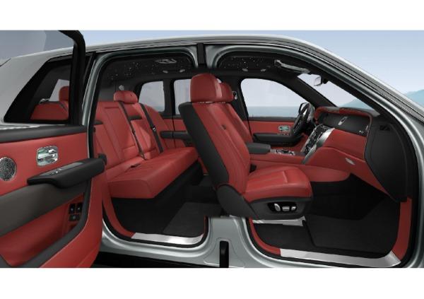 New 2021 Rolls-Royce Cullinan for sale $376,925 at Alfa Romeo of Westport in Westport CT 06880 5