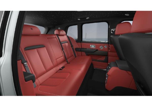 New 2021 Rolls-Royce Cullinan for sale $376,925 at Alfa Romeo of Westport in Westport CT 06880 6