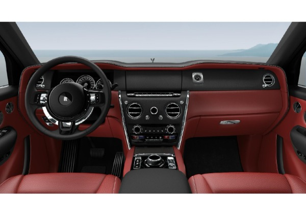 New 2021 Rolls-Royce Cullinan for sale $376,925 at Alfa Romeo of Westport in Westport CT 06880 7