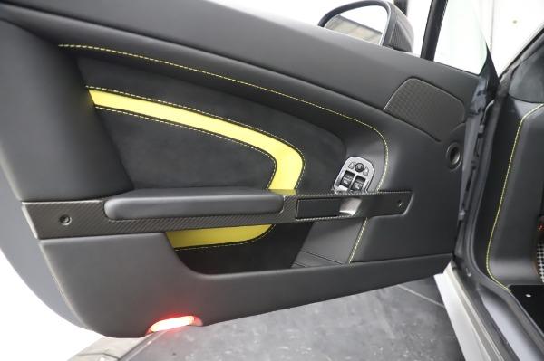 Used 2017 Aston Martin V12 Vantage S for sale $185,900 at Alfa Romeo of Westport in Westport CT 06880 16