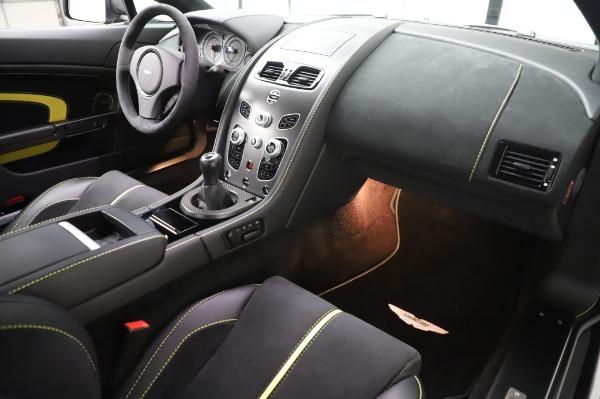 Used 2017 Aston Martin V12 Vantage S for sale $185,900 at Alfa Romeo of Westport in Westport CT 06880 18