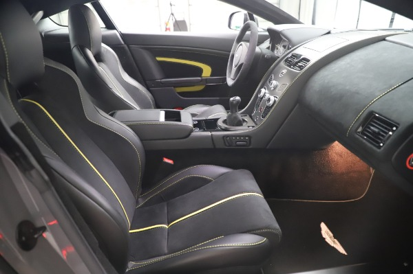 Used 2017 Aston Martin V12 Vantage S for sale $185,900 at Alfa Romeo of Westport in Westport CT 06880 19