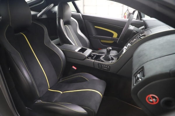 Used 2017 Aston Martin V12 Vantage S for sale $185,900 at Alfa Romeo of Westport in Westport CT 06880 20