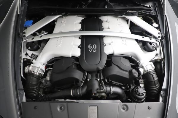 Used 2017 Aston Martin V12 Vantage S for sale $185,900 at Alfa Romeo of Westport in Westport CT 06880 26