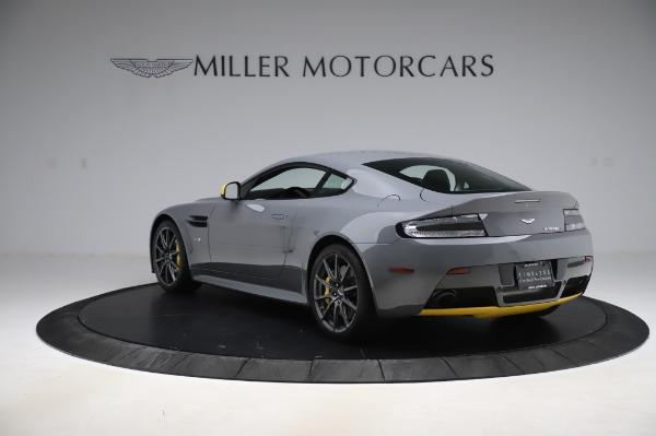 Used 2017 Aston Martin V12 Vantage S for sale $185,900 at Alfa Romeo of Westport in Westport CT 06880 4