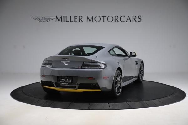 Used 2017 Aston Martin V12 Vantage S for sale $185,900 at Alfa Romeo of Westport in Westport CT 06880 6