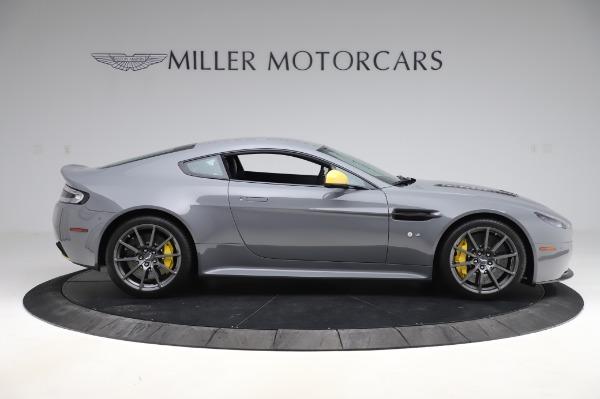 Used 2017 Aston Martin V12 Vantage S for sale $185,900 at Alfa Romeo of Westport in Westport CT 06880 8