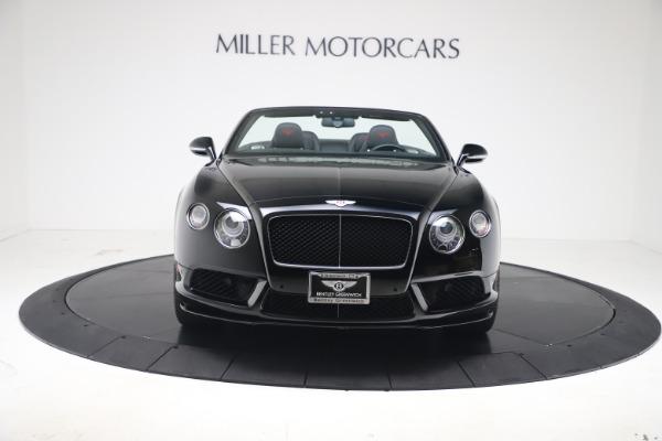Used 2014 Bentley Continental GT V8 S for sale $114,800 at Alfa Romeo of Westport in Westport CT 06880 10