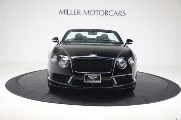 Used 2014 Bentley Continental GTC V8 S for sale $109,900 at Alfa Romeo of Westport in Westport CT 06880 10