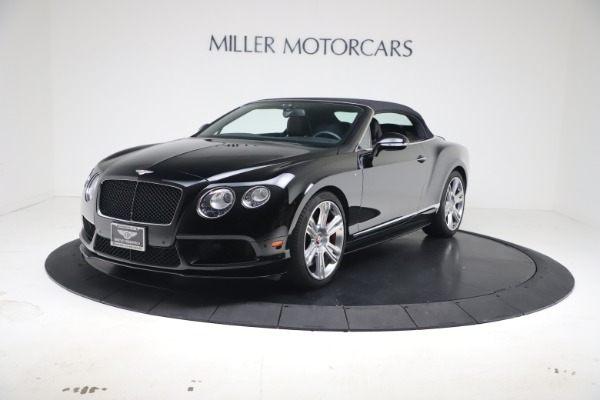 Used 2014 Bentley Continental GT Convertible V8 S for sale $109,900 at Alfa Romeo of Westport in Westport CT 06880 11