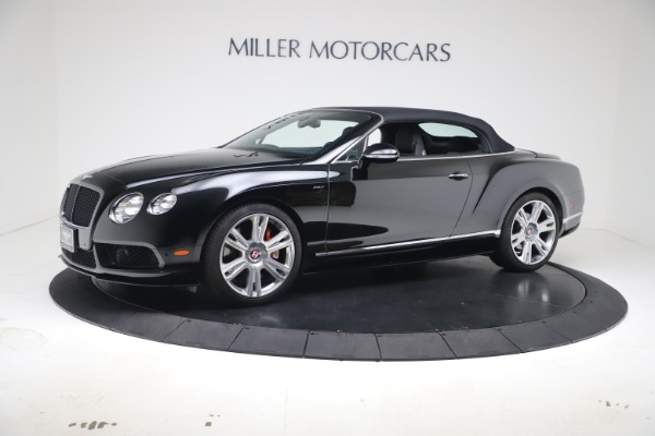 Used 2014 Bentley Continental GT Convertible V8 S for sale $109,900 at Alfa Romeo of Westport in Westport CT 06880 12