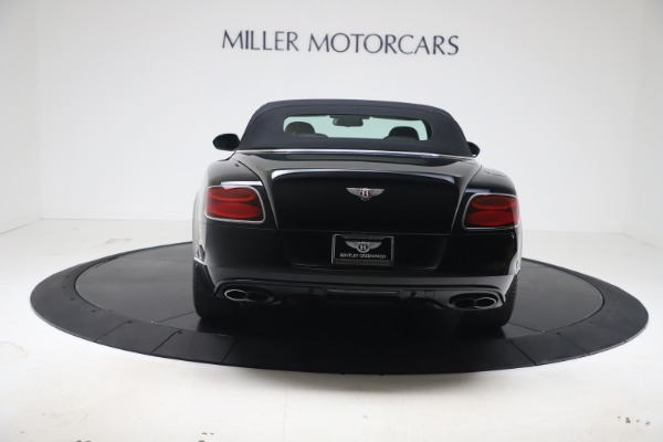 Used 2014 Bentley Continental GTC V8 S for sale $109,900 at Alfa Romeo of Westport in Westport CT 06880 15