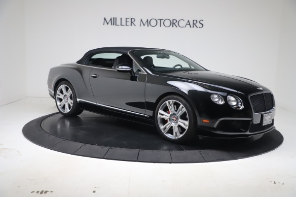 Used 2014 Bentley Continental GTC V8 S for sale $109,900 at Alfa Romeo of Westport in Westport CT 06880 18