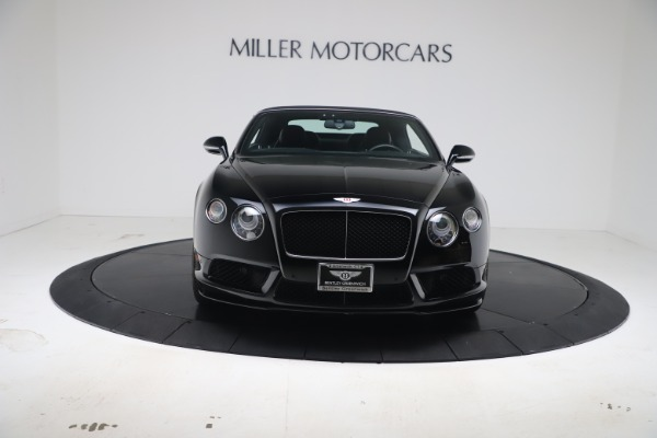 Used 2014 Bentley Continental GT Convertible V8 S for sale $109,900 at Alfa Romeo of Westport in Westport CT 06880 20