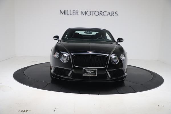 Used 2014 Bentley Continental GT V8 S for sale $114,800 at Alfa Romeo of Westport in Westport CT 06880 20