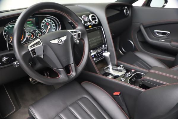 Used 2014 Bentley Continental GT V8 S for sale $114,800 at Alfa Romeo of Westport in Westport CT 06880 24