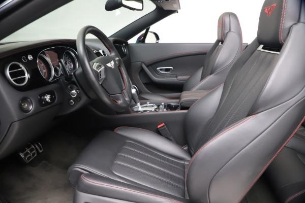 Used 2014 Bentley Continental GT V8 S for sale $114,800 at Alfa Romeo of Westport in Westport CT 06880 25