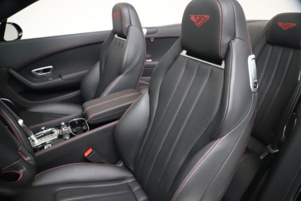 Used 2014 Bentley Continental GT V8 S for sale $114,800 at Alfa Romeo of Westport in Westport CT 06880 26