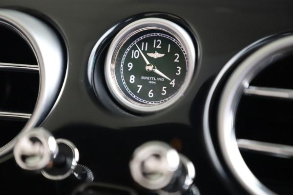 Used 2014 Bentley Continental GT V8 S for sale $114,800 at Alfa Romeo of Westport in Westport CT 06880 28