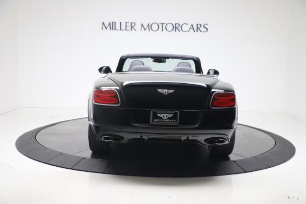 Used 2014 Bentley Continental GT V8 S for sale $114,800 at Alfa Romeo of Westport in Westport CT 06880 5