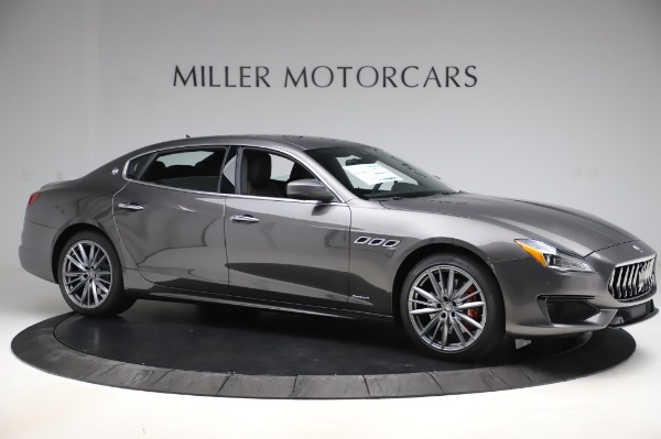 New 2020 Maserati Quattroporte S Q4 GranSport for sale $125,085 at Alfa Romeo of Westport in Westport CT 06880 10