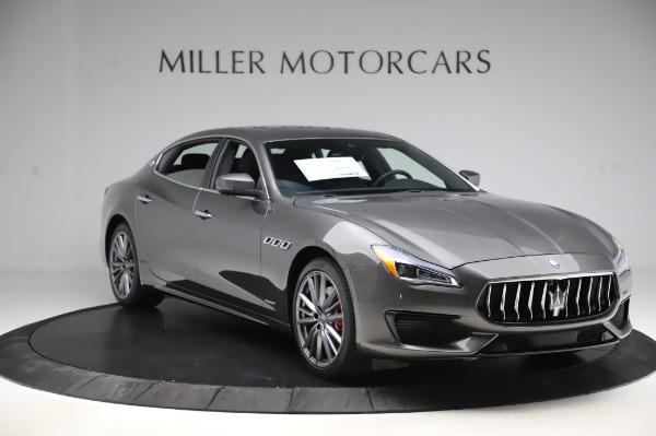 New 2020 Maserati Quattroporte S Q4 GranSport for sale $125,085 at Alfa Romeo of Westport in Westport CT 06880 11