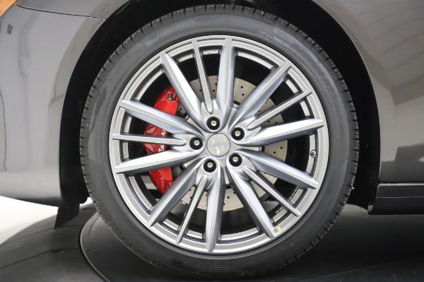 New 2020 Maserati Quattroporte S Q4 GranSport for sale $125,085 at Alfa Romeo of Westport in Westport CT 06880 13